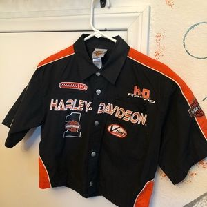 HD racing style shirt